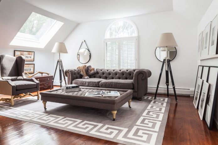 Оформление интерьера гостиной в сером цвете: преимущества, особенности, сочетания
