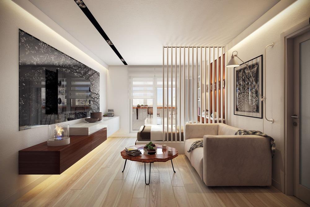 Варианты дизайна интерьера квартиры
