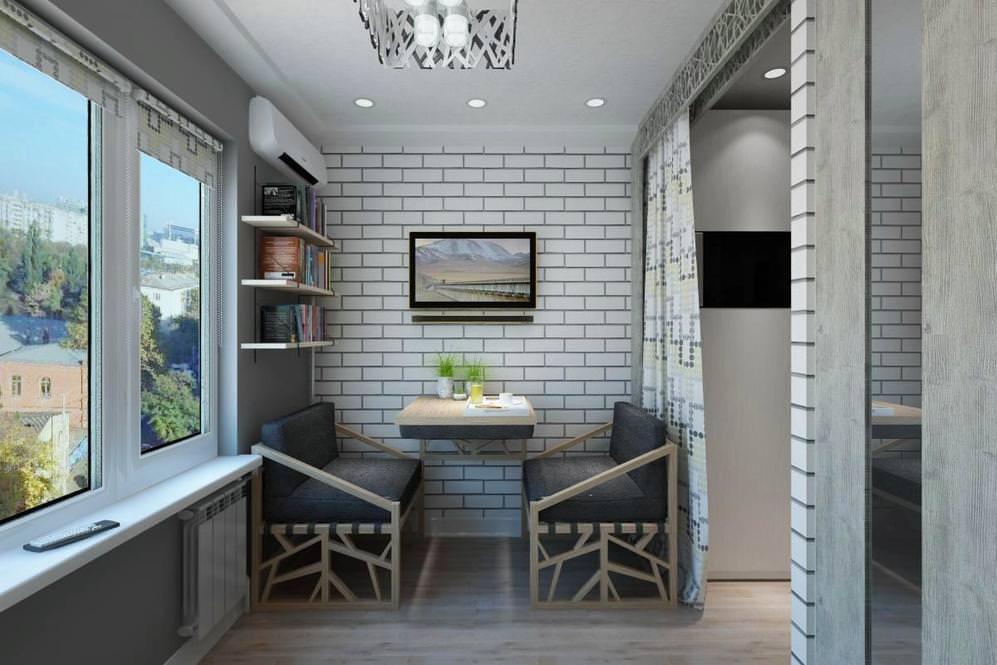 Как обустроить маленькую квартиру-студию фото, советы по 86