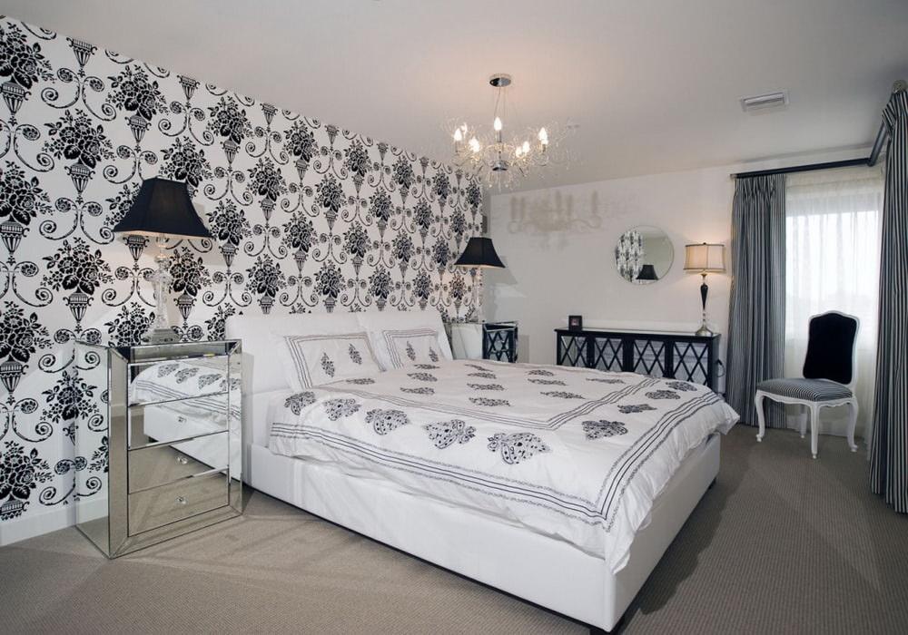 любит черно-белые тона для спальни в картинках соседнем форуме