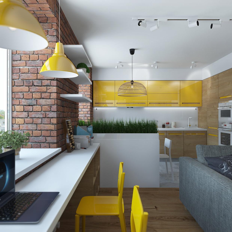 бюджетный дизайн квартир фото августе, когда