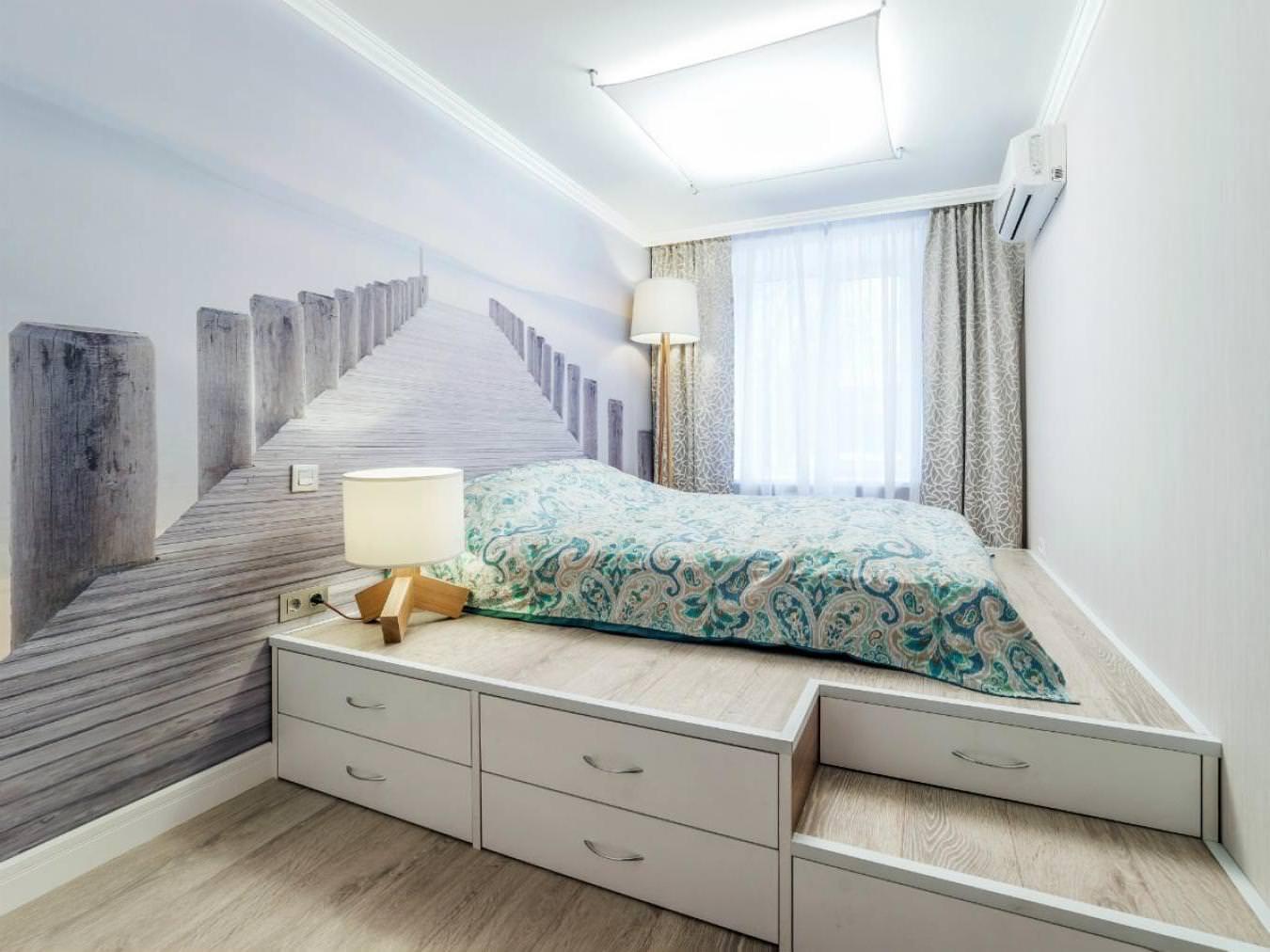Откидные кровати-трансформеры: варианты и 80