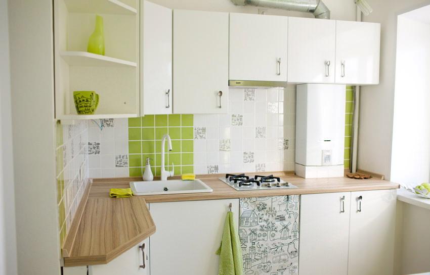 кухня для хрущевки фото