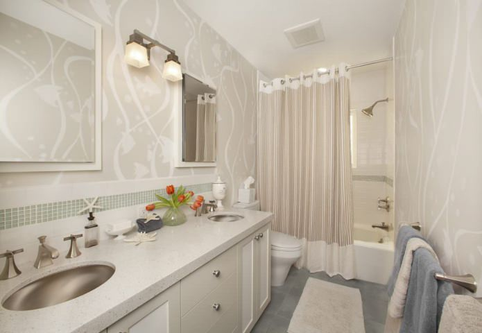 люверсы для крепления шторки для ванной комнаты