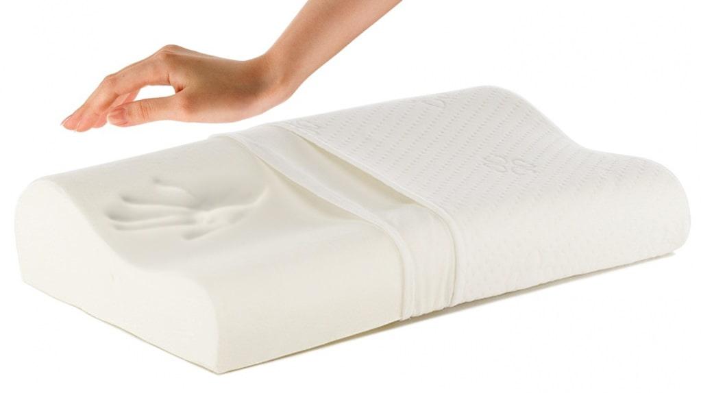 подушка из мемориформа для ребенка