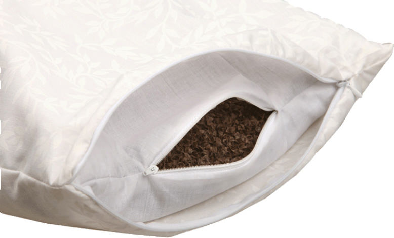 подушка из гречихи для ребенка