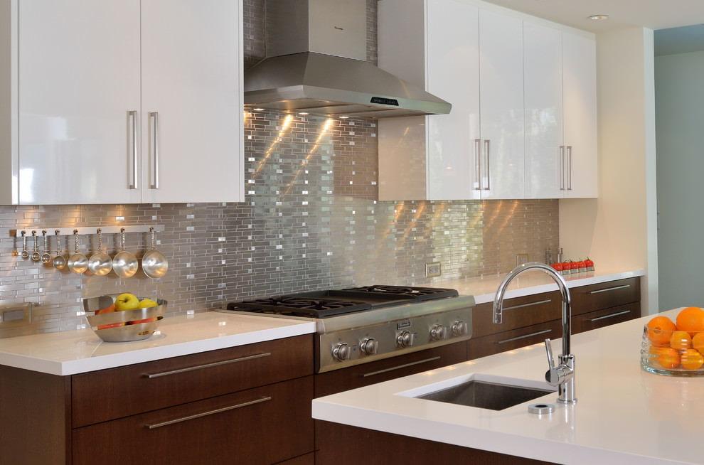 фото на кухне фартуки