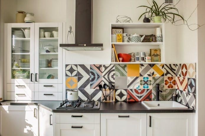 Какие бывают стили кухни: фото, описание и особенности - 74