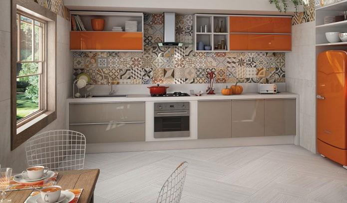 Какие бывают стили кухни: фото, описание и особенности - 76