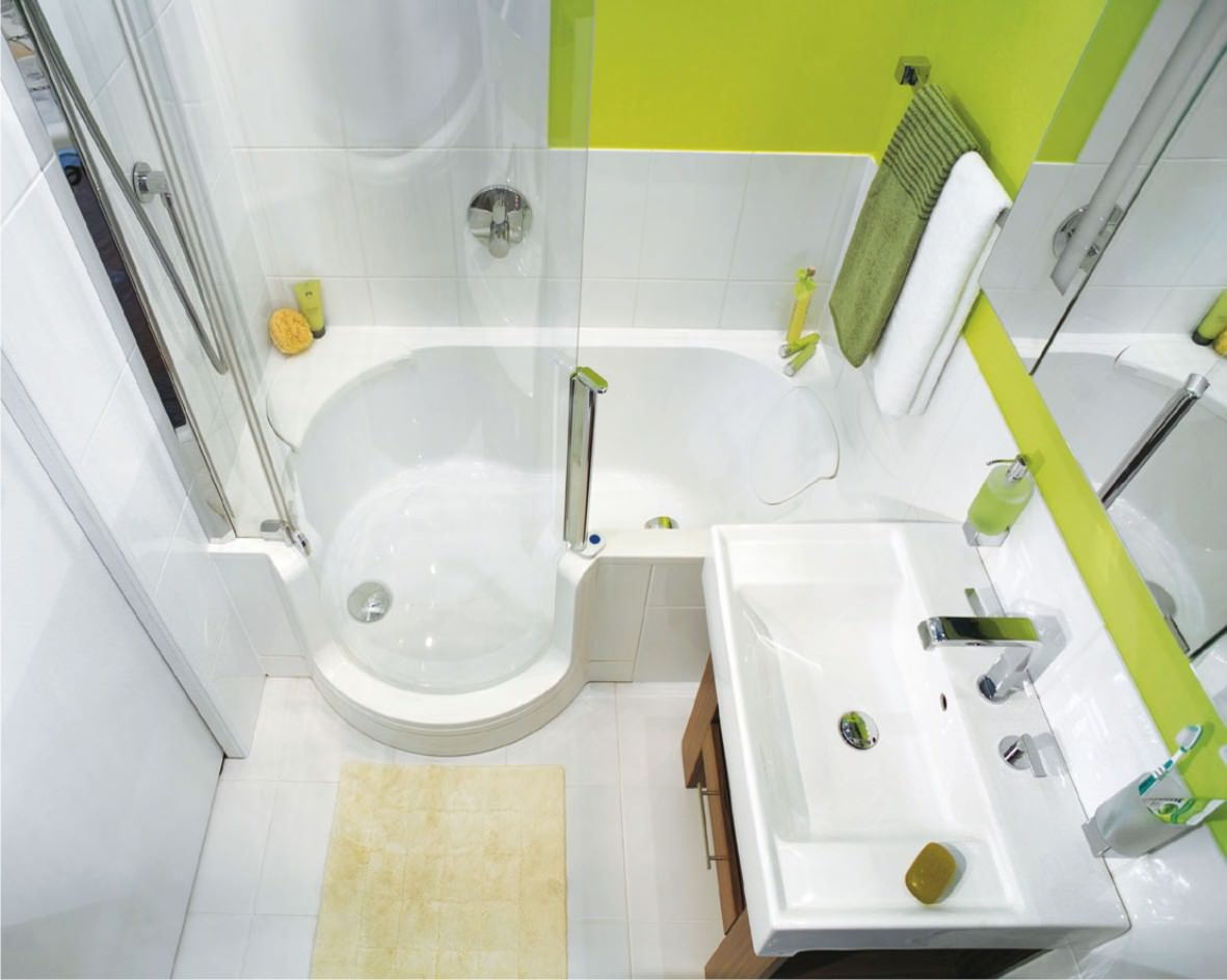 дизайн ванной маленького размера фото идеи по оформлению