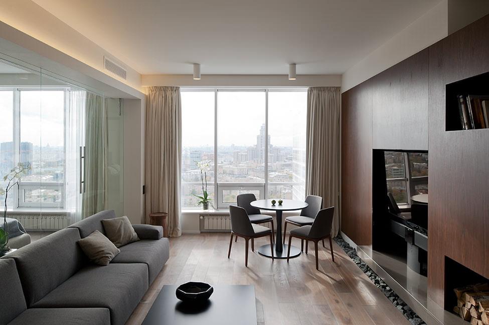 Интерьеры с витражными окнами