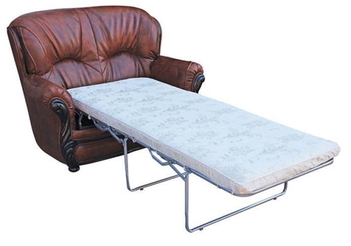 Кресло-кровать с механизмом раскладушка