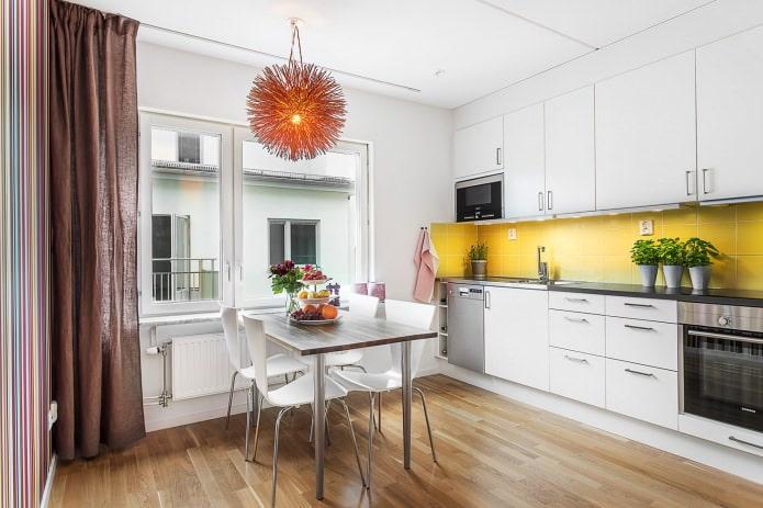 Как подобрать шторы для кухни и не пожалеть? - разбираемся во всех нюансах - 59