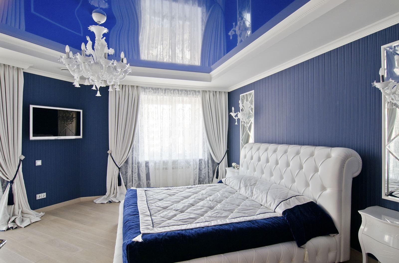 Цвет спальни дизайн фото