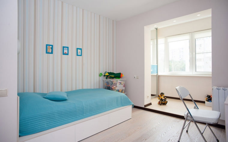 Фотообои в детской комнате дизайн фото