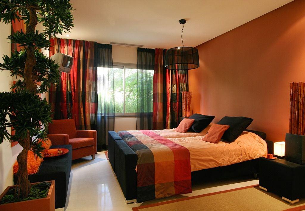 дефекты можно дизайн спальни в оранжевых тонах фото сердце наполняется