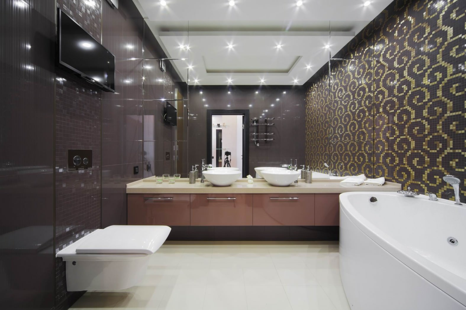 интерьер ванны фото