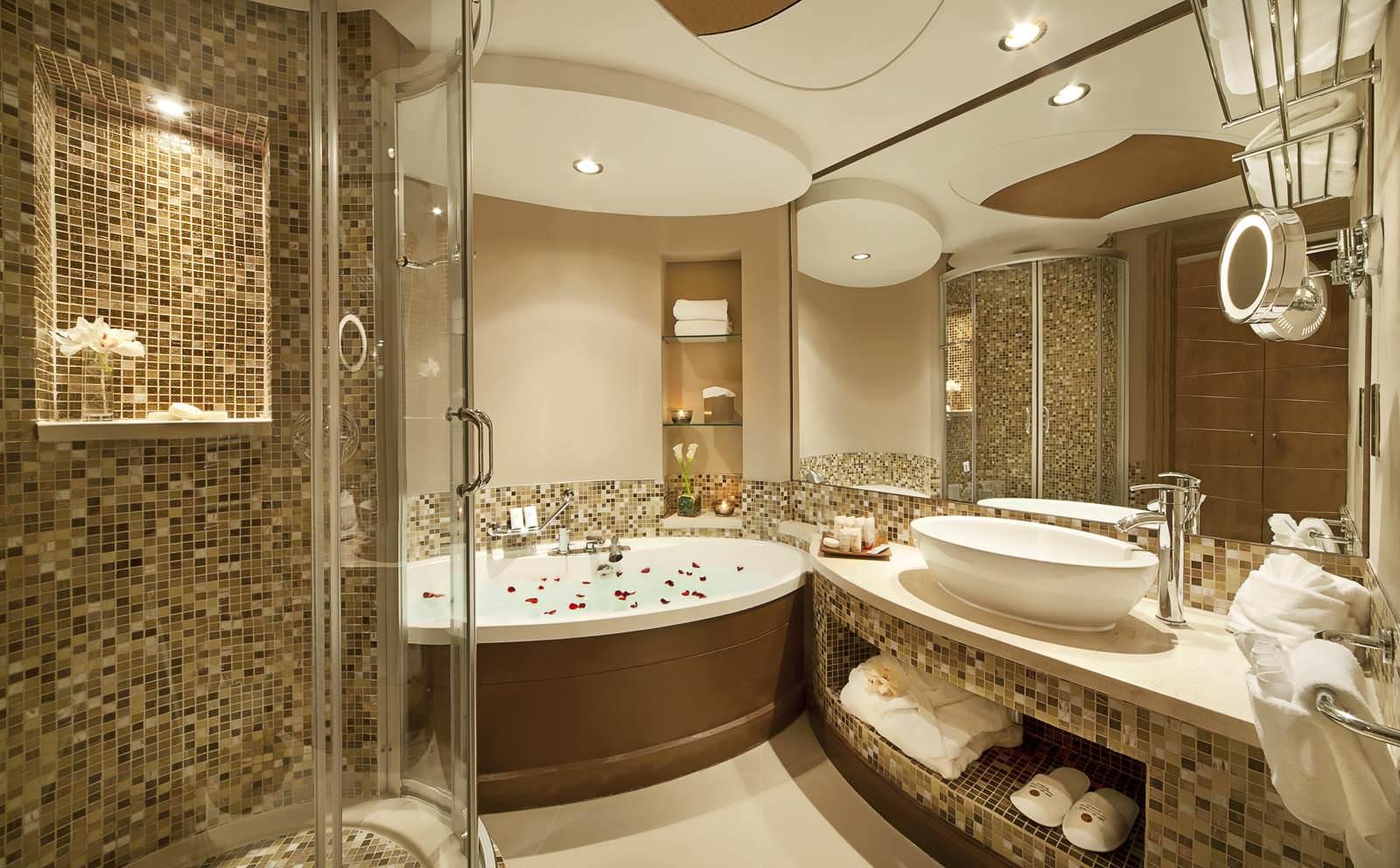 ванная комната дизайн в современном стиле фото
