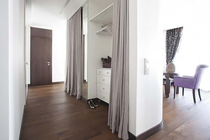 Современный дизайн прихожей в квартире: 60 фото в интерьере