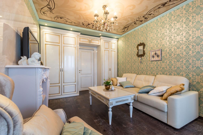 Ремонт квартир классический стиль фото