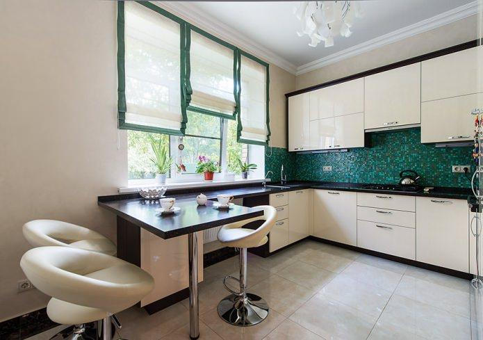 Как подобрать шторы для кухни и не пожалеть? - разбираемся во всех нюансах - 61