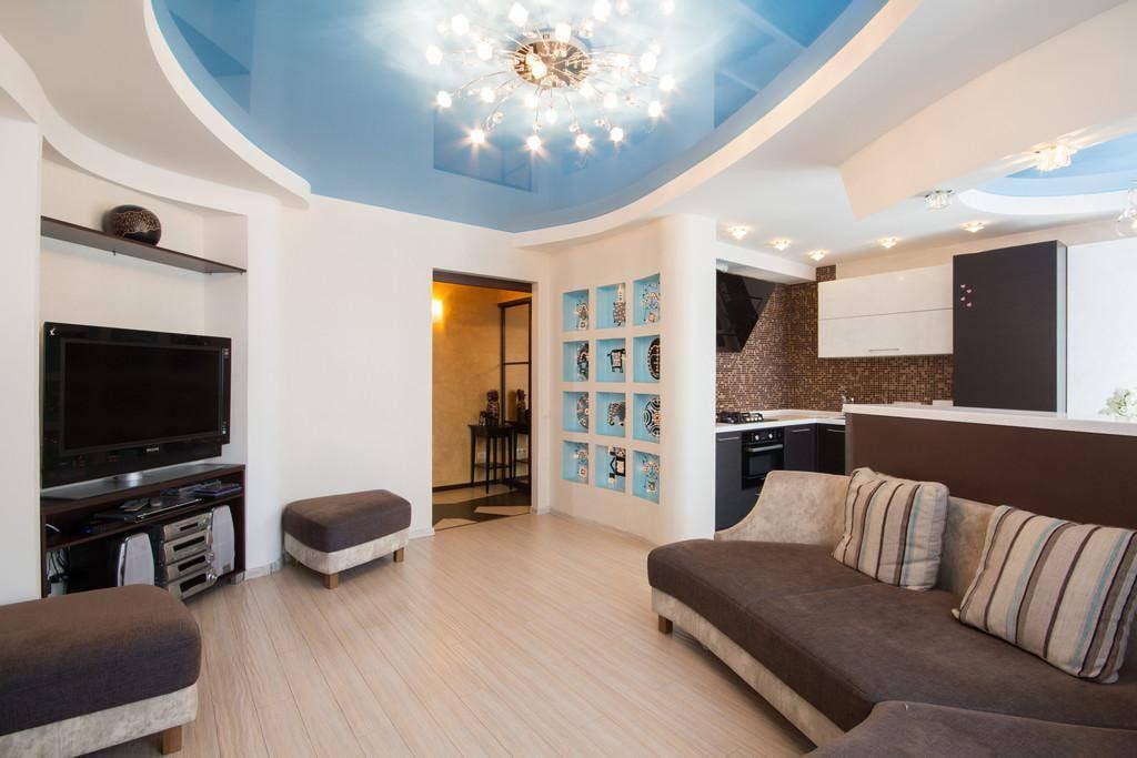 Схемы дизайна гостиной