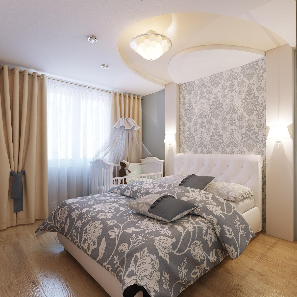 Дизайн мансарды: оформлениеской комнаты и спальни