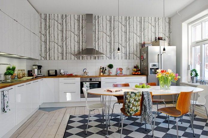 Какие бывают стили кухни: фото, описание и особенности - 13