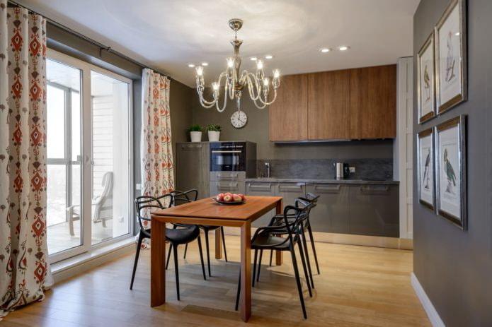 Как подобрать шторы для кухни и не пожалеть? - разбираемся во всех нюансах - 44