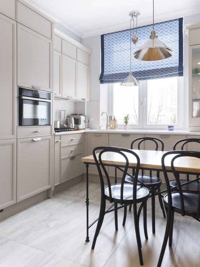 Как подобрать шторы для кухни и не пожалеть? - разбираемся во всех нюансах - 63