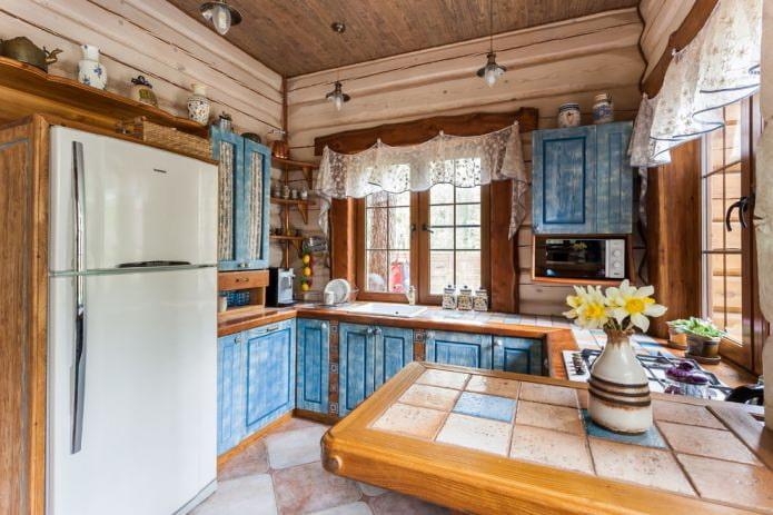 Как подобрать шторы для кухни и не пожалеть? - разбираемся во всех нюансах - 35