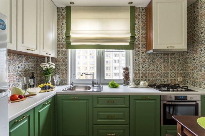 Как подобрать шторы для кухни и не пожалеть? - разбираемся во всех нюансах - 64