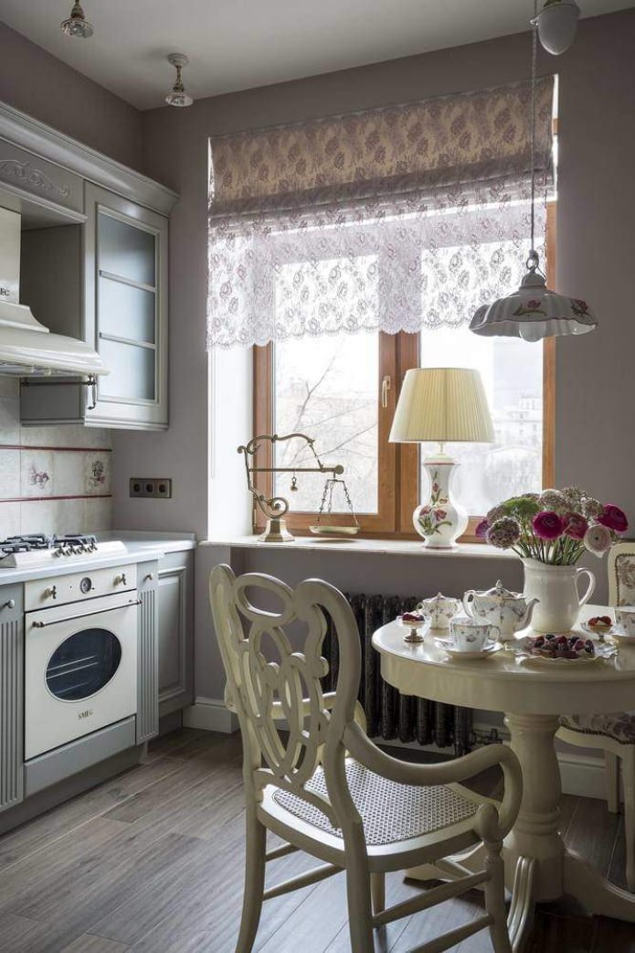 Как подобрать шторы для кухни и не пожалеть? - разбираемся во всех нюансах - 55
