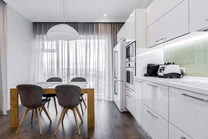 Как подобрать шторы для кухни и не пожалеть? - разбираемся во всех нюансах - 32