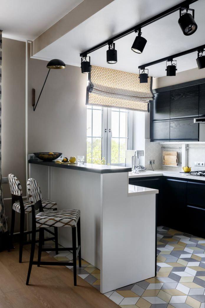 Как подобрать шторы для кухни и не пожалеть? - разбираемся во всех нюансах - 54