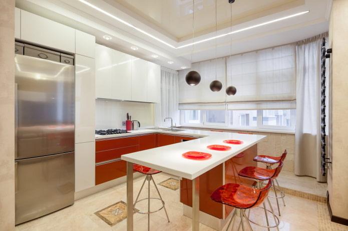 Как подобрать шторы для кухни и не пожалеть? - разбираемся во всех нюансах - 49