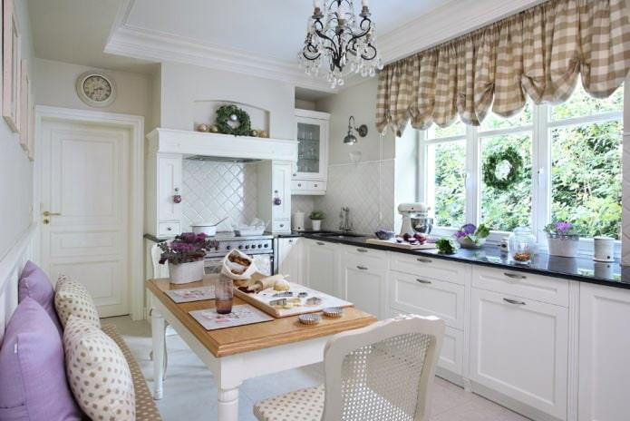Как подобрать шторы для кухни и не пожалеть? - разбираемся во всех нюансах - 19