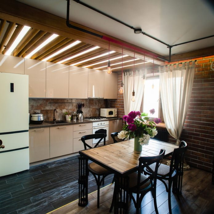 Как подобрать шторы для кухни и не пожалеть? - разбираемся во всех нюансах - 42