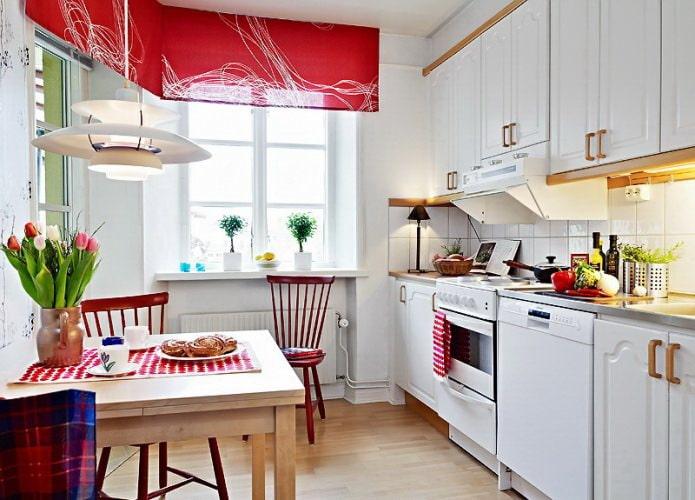 Как подобрать шторы для кухни и не пожалеть? - разбираемся во всех нюансах - 34