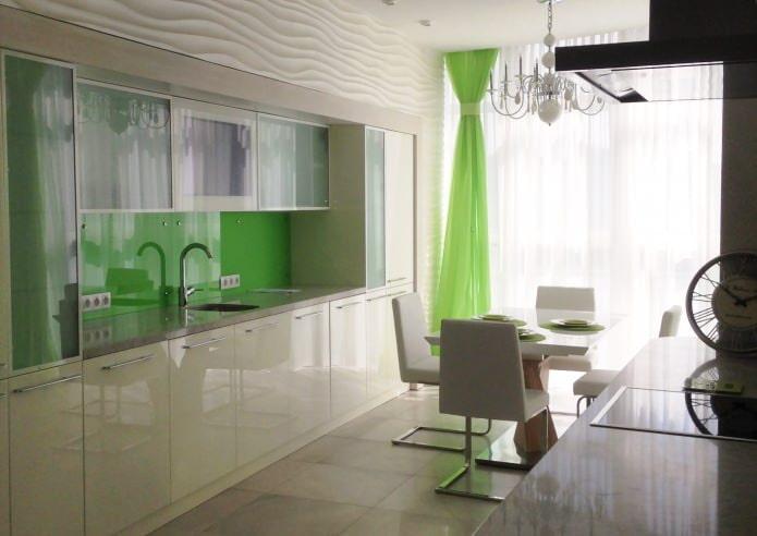 Как подобрать шторы для кухни и не пожалеть? - разбираемся во всех нюансах - 7