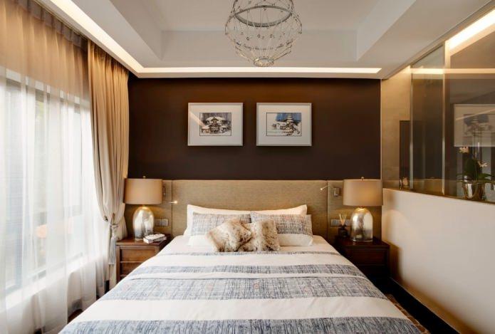 компактная спальня