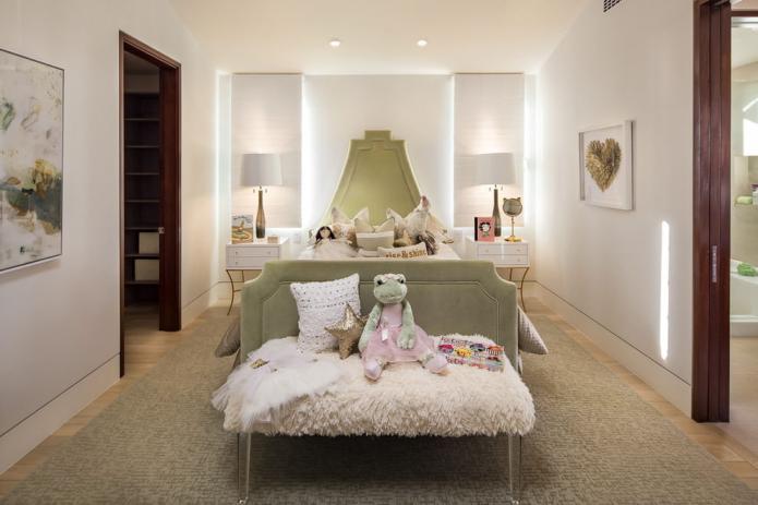 Детская комната для девочки *61 фото* идеи дизайна спальни