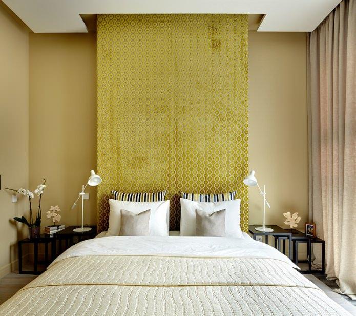 Современный стиль в спальне