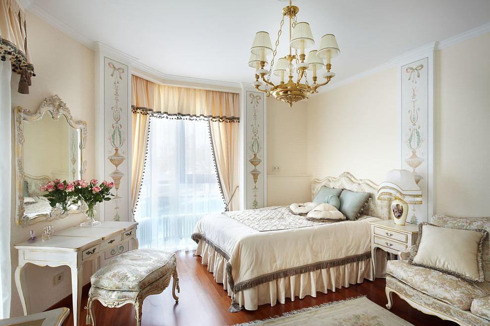 интерьер спальни в светлых тонах идеи оформления 55 фото
