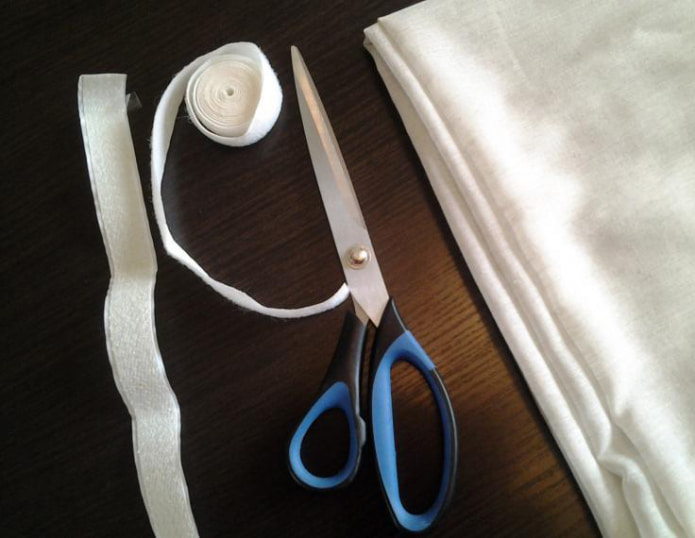 Шторы на липучках: фото в интерьере, мастер-класс для изготовления своими руками