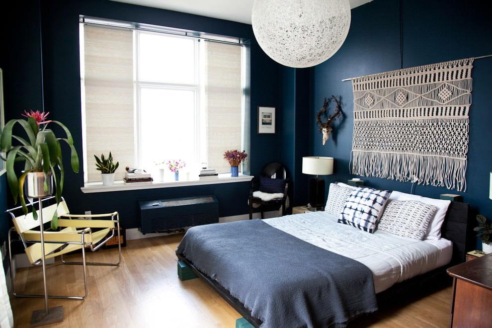 Покраска стен в квартире: в спальне, гостиной, кухне, ванной комнате