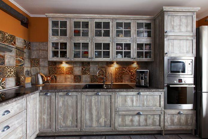 Какие бывают стили кухни: фото, описание и особенности - 33