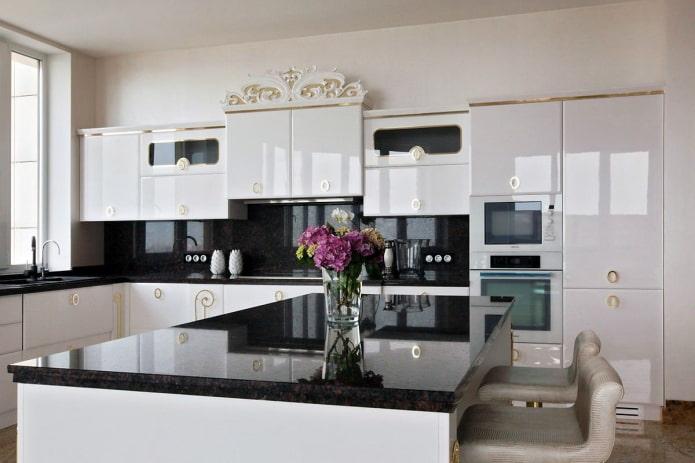 Какие бывают стили кухни: фото, описание и особенности - 20