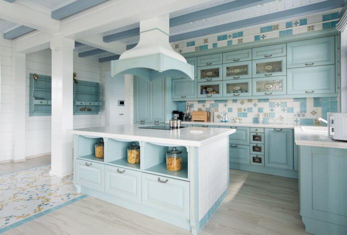 Какие бывают стили кухни: фото, описание и особенности - 45