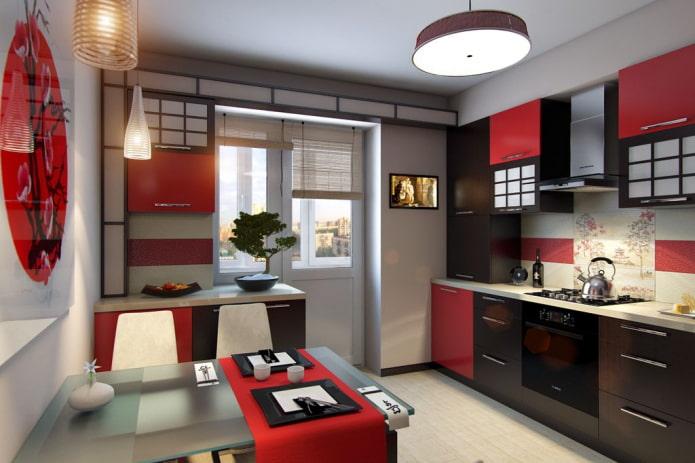 Какие бывают стили кухни: фото, описание и особенности - 56